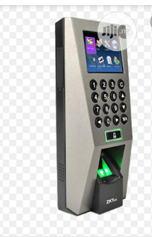 Zkteco F18 Fingerprint Time Attendance Door Access System   Computer Accessories  for sale in Lagos State, Ikeja