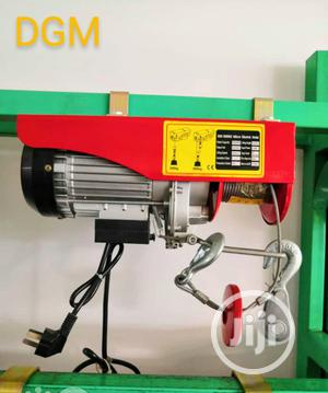 Electric Wire Hoist Crane 1000kg   Manufacturing Equipment for sale in Lagos State, Ikeja