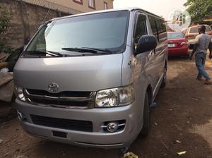Toyota Hiace 2012 Tokunbo | Buses & Microbuses for sale in Lagos State, Ifako-Ijaiye