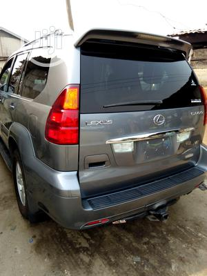 Lexus GX 2005 470 Sport Utility Gray | Cars for sale in Rivers State, Port-Harcourt