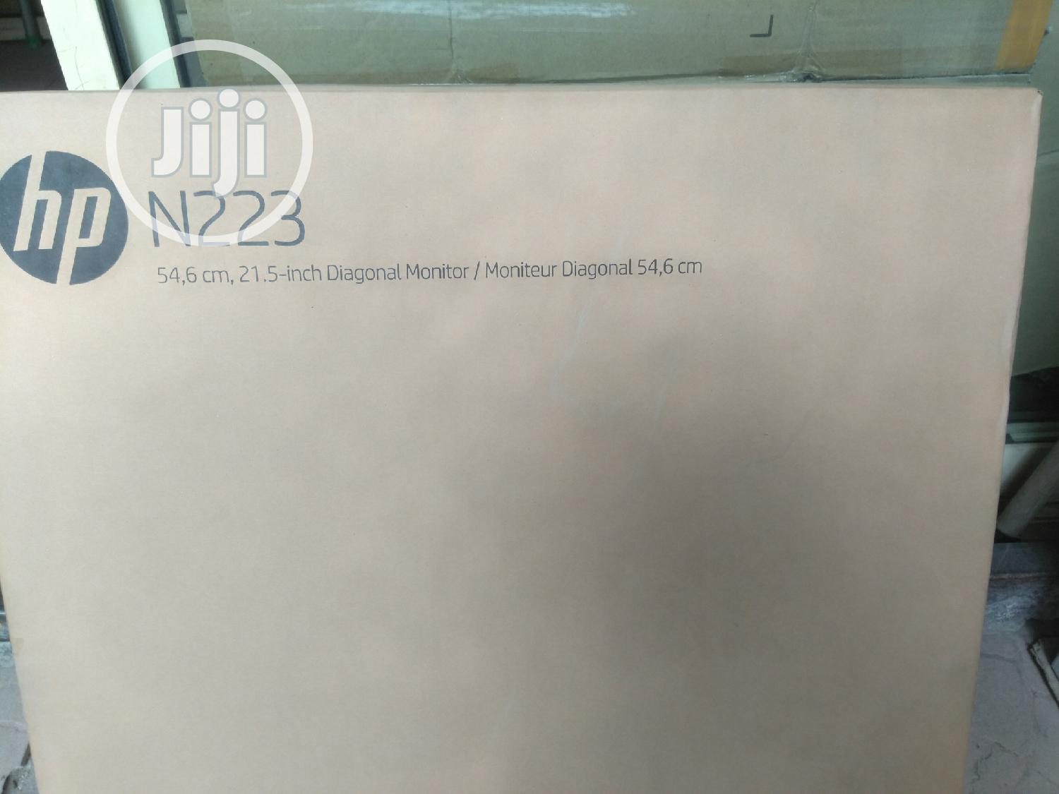Archive: Hp 22inche Monitor With HDMI