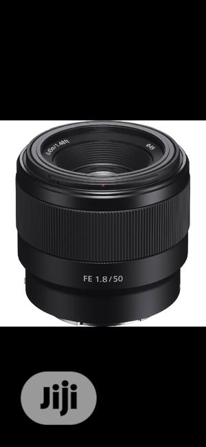 Sony FE 50mm F/1.8 Lens   Accessories & Supplies for Electronics for sale in Lagos State, Ikeja