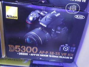 Professional Nikon Camera D5300 | Photo & Video Cameras for sale in Lagos State, Ikeja