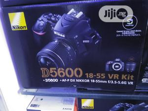 Professional Nikon Camera D5600 | Photo & Video Cameras for sale in Lagos State, Ikeja