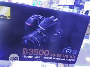 Professional Nikon Camera D3500 | Photo & Video Cameras for sale in Lagos State, Ikeja