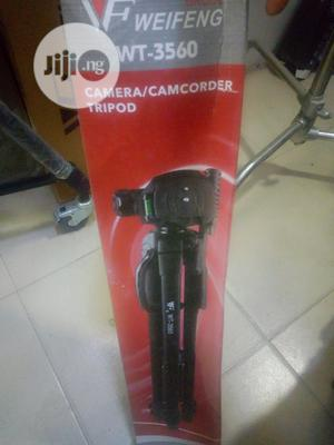 Weifeng WT-3560 Camera Tripod,Portable Photography Tripod   Accessories & Supplies for Electronics for sale in Lagos State, Ojo