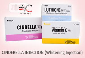 Korean Cindella Skin Whitening IV Injection - 1200mg   Vitamins & Supplements for sale in Lagos State, Ojo