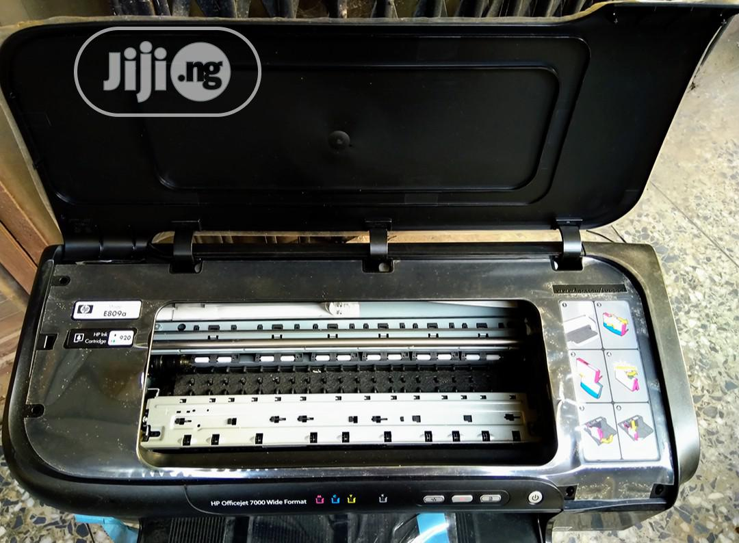 Archive: Fairly New HP Officejet 7000 Series Printer For Sale