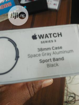 Apple I Watch Series 3 38mm GPS   Smart Watches & Trackers for sale in Lagos State, Ikeja