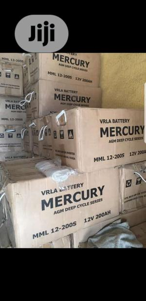 Original Best AGM 200ah Solar Batteries, 400pcs Available For Sale   Solar Energy for sale in Lagos State, Magodo