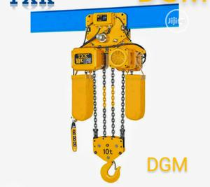 Electric Chain Hoist 10tons | Manufacturing Equipment for sale in Lagos State, Ikeja