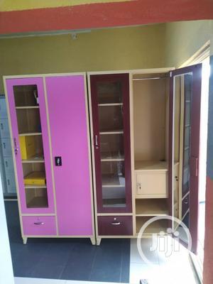 Metal Office Wardrobes | Furniture for sale in Lagos State, Lagos Island (Eko)