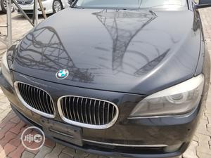 BMW 7 Series 2011 Black   Cars for sale in Lagos State, Ajah