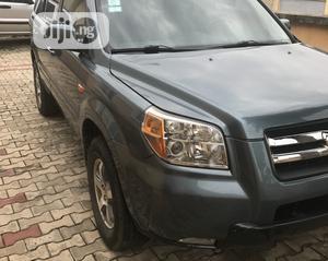 Honda Pilot 2007 EX 4x4 (3.5L 6cyl 5A) Blue | Cars for sale in Lagos State, Ibeju