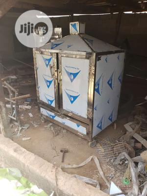 Approved Stainless Steel Fish Smoking Kiln For Exportation | Farm Machinery & Equipment for sale in Lagos State, Ikotun/Igando