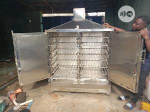 Dekoraj Farms 0.4kg × 500 Pieces Fish Smoking Kiln   Farm Machinery & Equipment for sale in Lagos State, Egbe Idimu