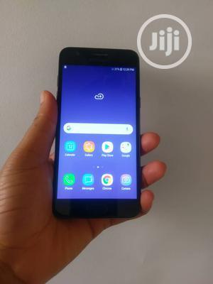 Samsung Galaxy J3 16 GB Black | Mobile Phones for sale in Lagos State, Alimosho