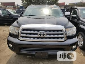 Toyota Sequoia 2012 Black   Cars for sale in Lagos State, Apapa