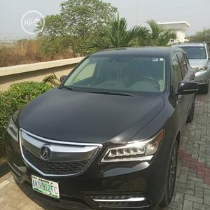 Acura MDX 2014 Black   Cars for sale in Lagos State, Lekki