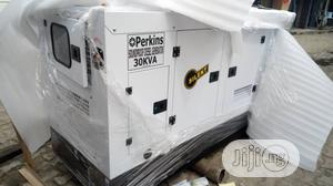 30 KVA Perkins Sound Proof Diesel Generator   Electrical Equipment for sale in Lagos State, Ojo