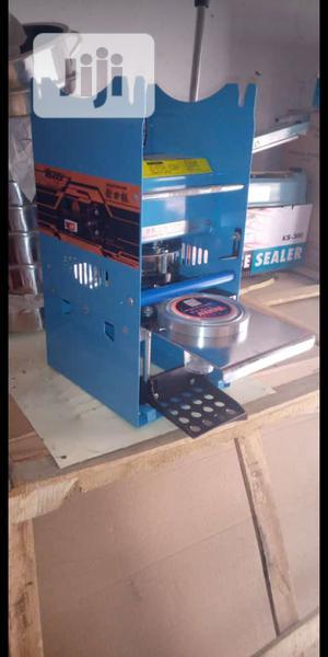 Commercial Cup Sealing Machine | Manufacturing Equipment for sale in Kaduna State, Kaura-Kaduna