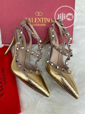 Best Quality Valentino Garavani Designer Female Heels | Shoes for sale in Lagos State, Magodo