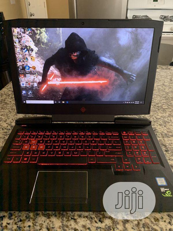 Laptop HP Omen 15 12GB Intel Core i7 SSHD (Hybrid) 1T