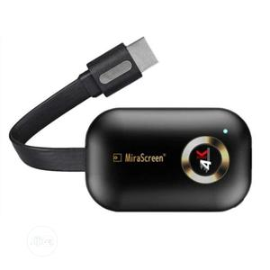 Mirascreen G9 Plus Wireless Dongle Display 5G+2.4G Dual Band | Networking Products for sale in Lagos State, Ikeja