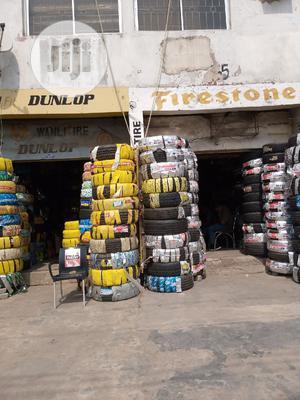 Dunlop, Bridgestone, Michelin, Firestone, Maxxis Tyres Rim   Vehicle Parts & Accessories for sale in Lagos State, Ikeja