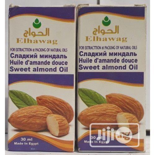 Sweet Almond Oil.(2pcs)
