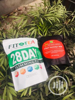Flat Tummy Tea/Fit Tea | Vitamins & Supplements for sale in Rivers State, Port-Harcourt