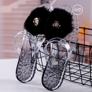 Flip Flop Transparent Jelly Slippers | Shoes for sale in Rivers State, Port-Harcourt