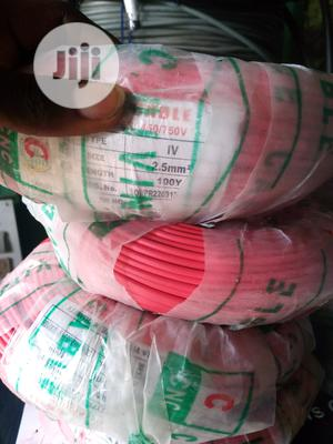 2.5mm C Divine Single Flexable Wire | Electrical Equipment for sale in Lagos State, Ojo