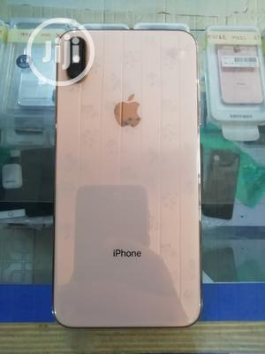 Apple iPhone XS Max 256 GB Gold   Mobile Phones for sale in Ebonyi State, Abakaliki