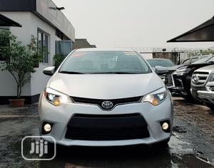 Toyota Corolla 2015 Silver   Cars for sale in Lagos State, Lekki