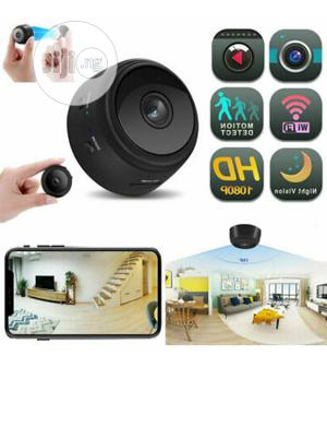 A9 Wifi 1080P Night Vision Wireless IP Camera, Hidden Camera   Security & Surveillance for sale in Lagos State, Ikeja