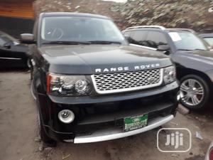 Land Rover Range Rover Sport 4.2 V8 SC 2008 Black | Cars for sale in Lagos State, Apapa