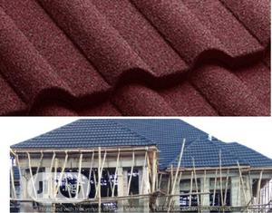 Nosen Original New Zealand Tilcor Stone Coated Gerard Roof | Building Materials for sale in Lagos State, Agege