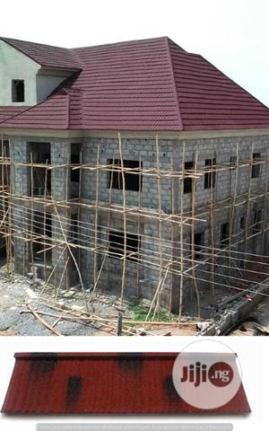 Shingle Original New Zealand Tilcor Stone Coated Gerard Roof | Building Materials for sale in Lagos State, Apapa