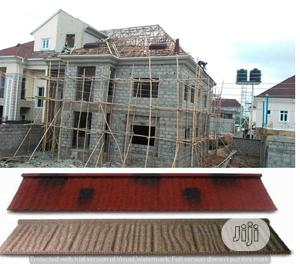 Roman Original New Zealand Tilcor Stone Coated Gerard Roof | Building Materials for sale in Lagos State, Egbe Idimu