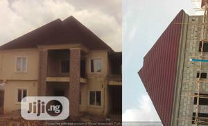 Classic Durable New Zealand Tilcor Stone Coated Gerard Roof | Building Materials for sale in Lagos State, Isolo