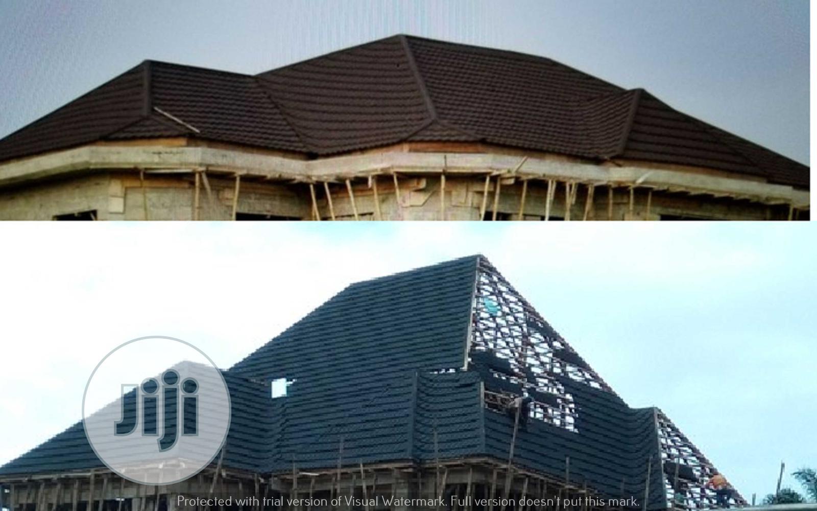 Durable New Zealand Tilcor Stone Coated Gerard Roof Bond