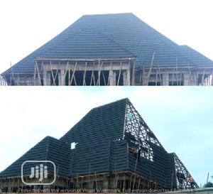 Durable New Zealand Tilcor Stone Coated Gerard Roof Shake | Building Materials for sale in Lagos State, Ojota