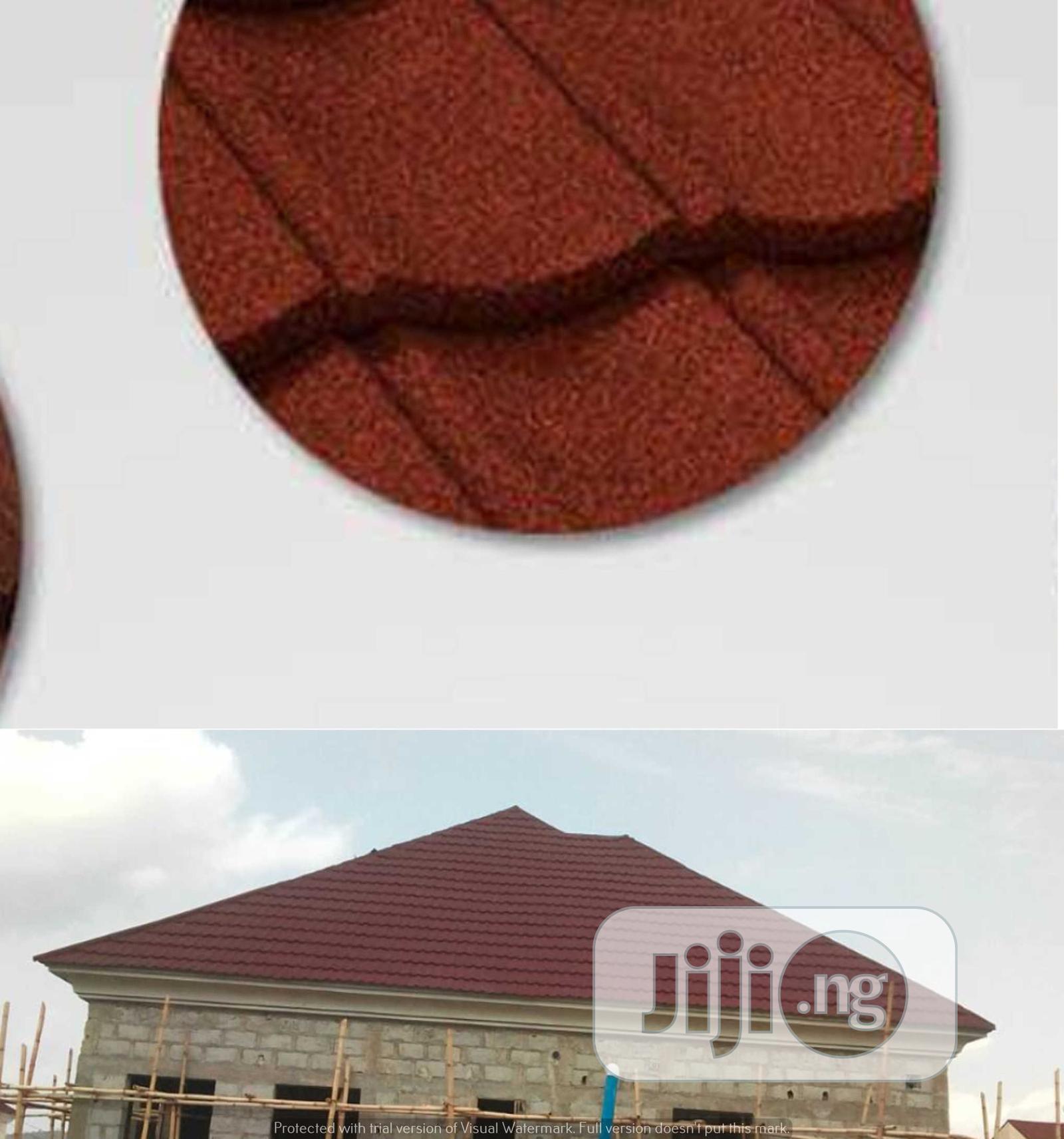 Durable New Zealand Tilcor Stone Coated Gerard Roof Shingle