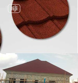 Durable New Zealand Tilcor Stone Coated Gerard Roof Shingle | Building Materials for sale in Lagos State, Orile