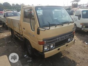 Toyota Dyna 1999 Yellow | Trucks & Trailers for sale in Lagos State, Apapa