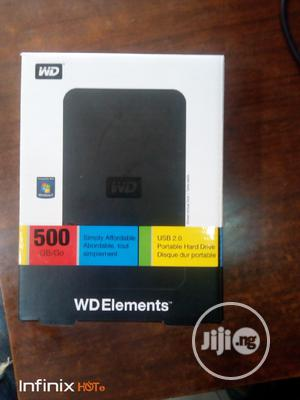 500GB External Hard Drive | Computer Hardware for sale in Lagos State, Ikeja