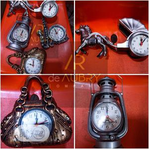 Unique Gifts Mini Vintage Decor Alarm Wall Table Clocks | Arts & Crafts for sale in Lagos State, Ikeja