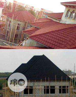 Shingle 0.55mm Tilcor New Zealand Standard Stone Coated Roof | Building Materials for sale in Lagos State, Ajah