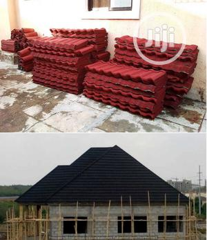 Bond the Best New Zealand Standard Stone Coated Roof | Building Materials for sale in Lagos State, Ajah